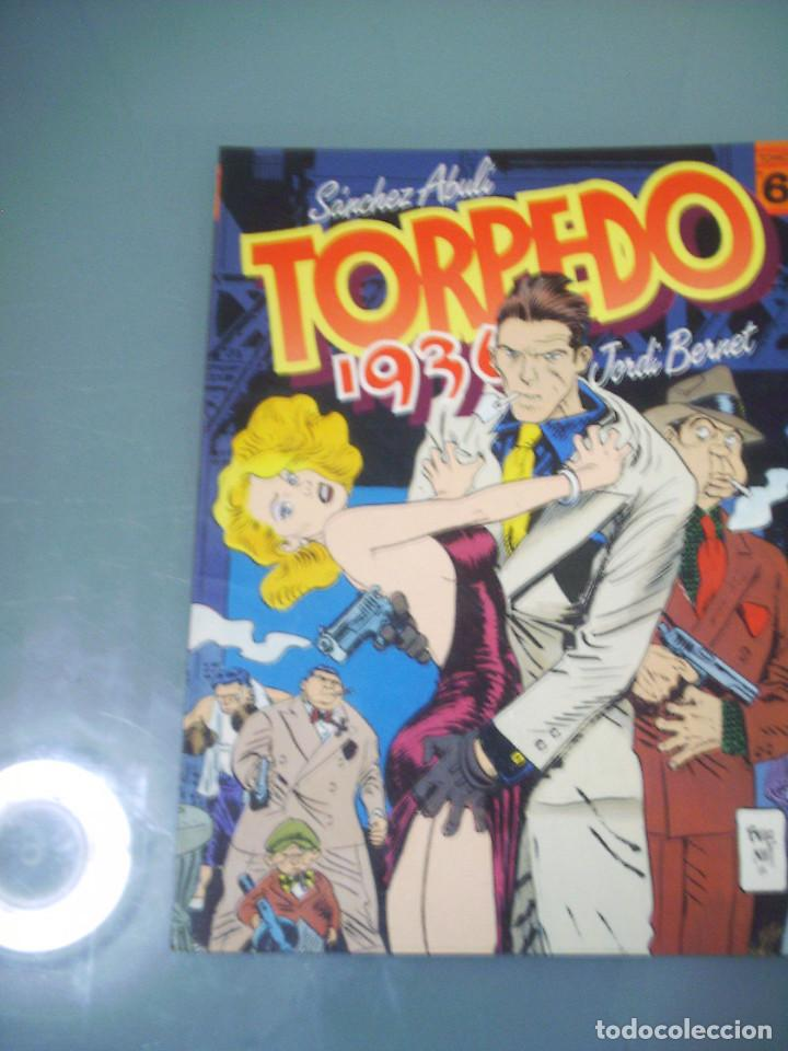 TORPEDO 6 - ABULÍ / BERNET. (Tebeos y Comics - Toutain - Álbumes)