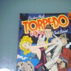 Cómics: TORPEDO 6 - ABULÍ / BERNET.. Lote 90574150