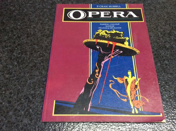 OPERA / P. CRAIG RUSSELL, (Tebeos y Comics - Toutain - Álbumes)
