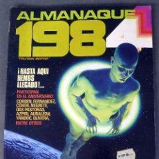 Cómics: ALMANAQUE 1984 TOUTAIN EDITOR 1984. Lote 91090500