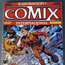 Cómics: ILUSTRACIÓN + COMIX INTERNACIONAL Nº 42 TOUTAIN EDITOR 1984. Lote 91092065