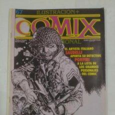 Cómics: COMIX INTERNACIONAL. ILUSTRACION + Nº 67. TOUTAIN EDITOR. 1986. TDKC24. Lote 91349835