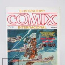 Cómics: CÓMIC RETAPADO Nº 12 - COMIX INTERNACIONAL - CONTIENE NÚMEROS: 39, 40 Y 41 - TOUTAIN EDITOR, AÑOS 80. Lote 92703370