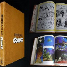 Cómics: HISTORIA DE LOS CÓMICS. OBRA COMPLETA 4 TOMOS. POR JAVIER COMA Y TOUTAIN EDICIONES. Lote 93295205
