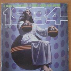 Cómics: COMIC 1984. Nº 59. RAFA NEGRETE, HORACIO ALTUNA, MIRCO ILIC, AURALEON, ZANOTTO, LAXAMANA. TOUTAIN.. Lote 93818145