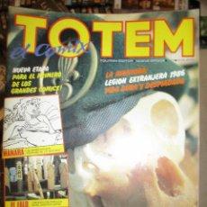 Cómics: COLECCION COMPLETA-TOTEM EL COMIX-67 NUMEROS-EDITORIAL TOUTAIN. Lote 94175105