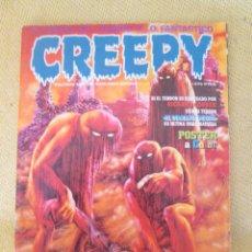 Cómics: CREEPY Nº 10 2ª ÉPOCA. Lote 94388686