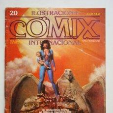 Cómics: ILUSTRACION + COMIX INTERNACIONAL Nº 20 (TOUTAIN). Lote 94655767