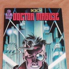 Cómics: JOYAS DE CREEPY 3 - DOCTOR MABUSE - BEROY - TOUTAIN, AÑO 1987 - MUY BUEN ESTADO. Lote 94715235
