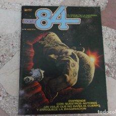 Cómics: ZONA 84 Nº 5 ,TOUTAIN EDITOR, EL COMIC DE FANTASIA Y CIENCIA FICCION. Lote 95118155