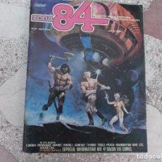Cómics: ZONA 84 Nº 2 ,TOUTAIN EDITOR, EL COMIC DE FANTASIA Y CIENCIA FICCION, 1984. Lote 95118215