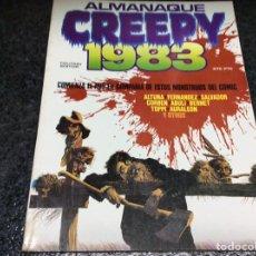 Fumetti: CREEPY ALMANAQUE 1983 -ED. TOUTAIN. Lote 173586938