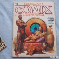 Cómics: COMIX INTERNACIONAL Nº 13. TOUTAIN. Lote 95480131