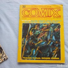 Cómics: COMIX INTERNACIONAL Nº 32. TOUTAIN. Lote 95480391