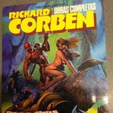 Cómics: RICHARD CORBEN. UNDERGROUND TODAVÍA. TOMO 11 DE OBRAS COMPLETAS. 80 PAGINAS EN B/N . Lote 95568571