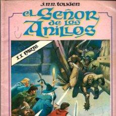 Cómics: NICOLA CUTI Y LUIS BERMEJO - EL SEÑOR DE LOS ANILLOS - II PARTE - TOUTAIN EDITOR 1980 - VER DESCRIP.. Lote 95569083