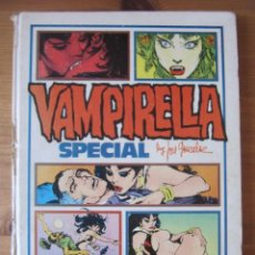Cómics: VAMPIRELLA SPECIAL - PEPE GONZALEZ - ED. TOUTAIN. Lote 95820027