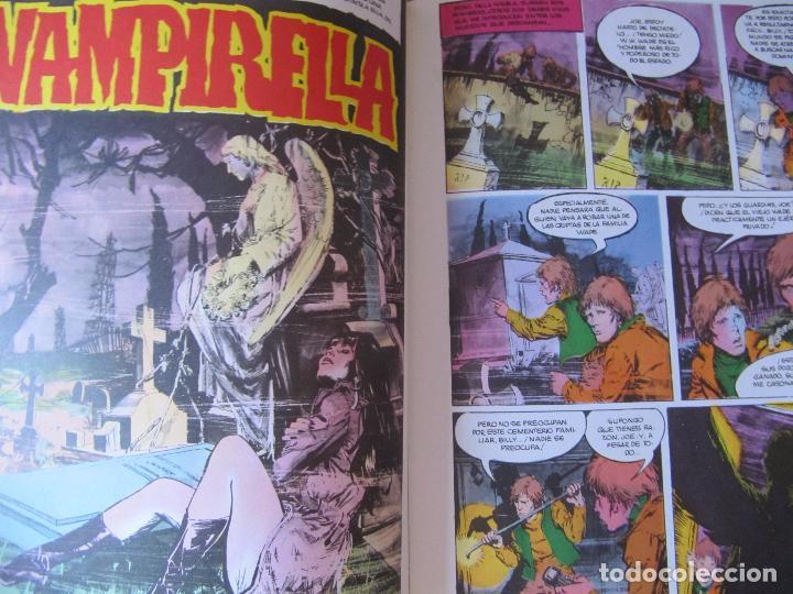Cómics: VAMPIRELLA SPECIAL - PEPE GONZALEZ - ED. TOUTAIN - Foto 7 - 95820027