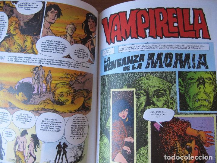 Cómics: VAMPIRELLA SPECIAL - PEPE GONZALEZ - ED. TOUTAIN - Foto 8 - 95820027