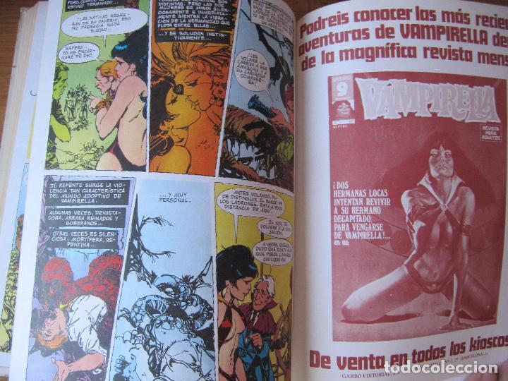 Cómics: VAMPIRELLA SPECIAL - PEPE GONZALEZ - ED. TOUTAIN - Foto 9 - 95820027