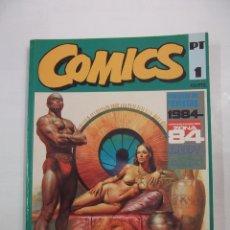 Cómics: COMICS Nº 1. PT. SELECCION DE REVISTAS. COMIX Nº 14. 16. 17. TOUTAIN EDITOR. TDKC28. Lote 95877059