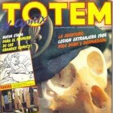 Cómics: TOTEM EL COMIX COLECCION COMPLETA EN 67 NUMEROS. Lote 95888723