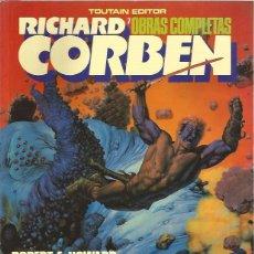 Cómics: BLOODSTAR. OBRAS COMPLETAS Nº 7 - RICHARD CORBEN - TOUTAIN. Lote 95929035