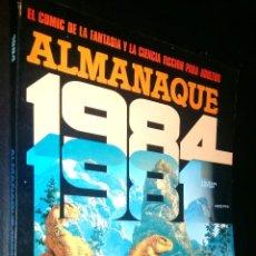 Cómics: ALMANAQUE 1984 / 1981. Lote 96641463