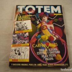 Cómics: TOTEM EL COMIX EXTRA Nº 2 Nº 4,5 Y 6. Lote 97842818