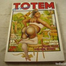 Cómics: TOTEM EL COMIX. EXTRA 5. RETAPADO CON NUMEROS 13,14,15. TOUTAIN EDITOR.. Lote 97933947