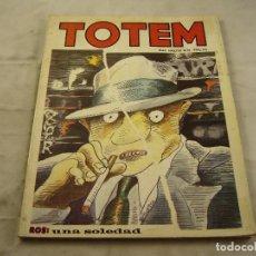 Cómics: TOTEM Nº 15 ROS: UNA SOLEDAD. Lote 97934003