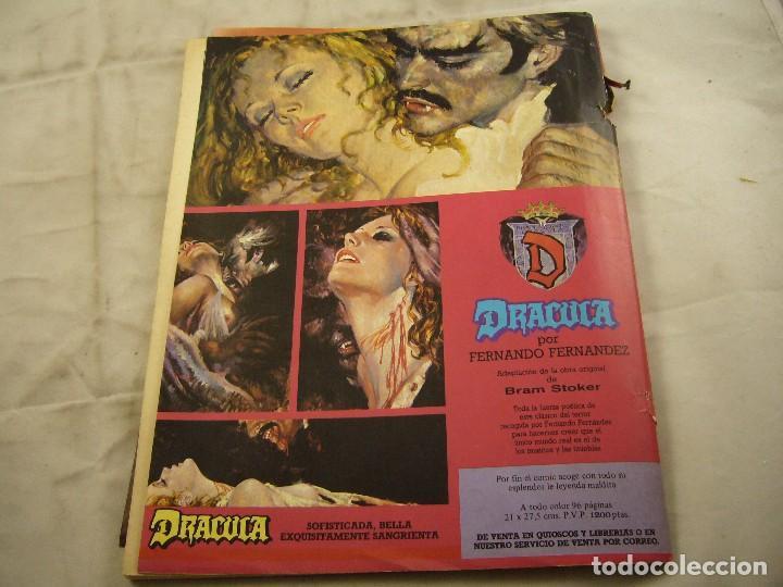 Cómics: ILUSTRACION + COMIX INTERNACIONAL Nº 44 - AGOSTO 1984 Gafas 3D - Foto 5 - 98221203