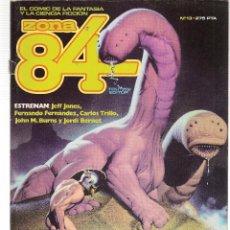 Fumetti: ZONA 84. Nº 13. TOUTAIN EDITOR. (B/60). Lote 98278295