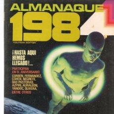 Cómics: 1984, COMIC DE FANTASIA Y CIENCIA FICCIÓN. ALMANAQUE 1984. TOUTAIN EDITOR. (B/60). Lote 98332715
