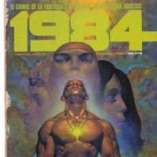 Comics : 1984, COMIC DE FANTASIA Y CIENCIA FICCIÓN. Nº 39. TOUTAIN EDITOR. (B/60). Lote 98338407