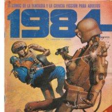 Cómics: 1984, COMIC DE FANTASIA Y CIENCIA FICCIÓN. Nº 35. TOUTAIN EDITOR. (B/60). Lote 98340131