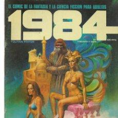 Comics : 1984, COMIC DE FANTASIA Y CIENCIA FICCIÓN. Nº 32. TOUTAIN EDITOR. (B/60). Lote 98340315