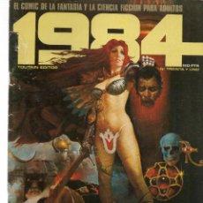 Cómics: 1984, COMIC DE FANTASIA Y CIENCIA FICCIÓN. Nº 31. TOUTAIN EDITOR. (B/60). Lote 98340339