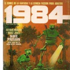 Cómics: 1984, COMIC DE FANTASIA Y CIENCIA FICCIÓN. Nº 30. TOUTAIN EDITOR. (B/60). Lote 98340459