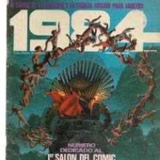 Comics : 1984, COMIC DE FANTASIA Y CIENCIA FICCIÓN. Nº 29. TOUTAIN EDITOR. (B/60). Lote 98340487
