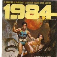 Cómics: 1984, COMIC DE FANTASIA Y CIENCIA FICCIÓN. Nº 28. TOUTAIN EDITOR. (B/60). Lote 98340623