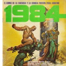 Cómics: 1984, COMIC DE FANTASIA Y CIENCIA FICCIÓN. Nº 22. TOUTAIN EDITOR. (B/60). Lote 98340999
