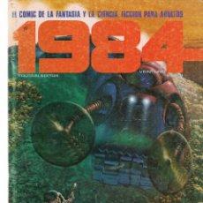 Cómics: 1984, COMIC DE FANTASIA Y CIENCIA FICCIÓN. Nº 21. TOUTAIN EDITOR. (B/60). Lote 98341139