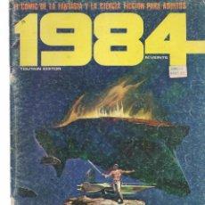 Cómics: 1984, COMIC DE FANTASIA Y CIENCIA FICCIÓN. Nº 20. TOUTAIN EDITOR. (B/60). Lote 98341339