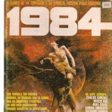 Cómics: 1984, COMIC DE FANTASIA Y CIENCIA FICCIÓN. Nº 19. TOUTAIN EDITOR. (B/60). Lote 98341355