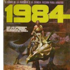 Cómics: 1984, COMIC DE FANTASIA Y CIENCIA FICCIÓN. Nº 18. TOUTAIN EDITOR. (B/60). Lote 98341383