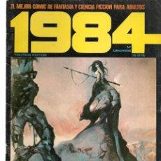 Cómics: 1984, COMIC DE FANTASIA Y CIENCIA FICCIÓN. Nº 16. TOUTAIN EDITOR. (B/60). Lote 98341691