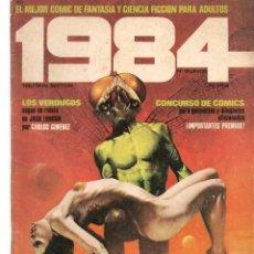 Cómics: 1984, COMIC DE FANTASIA Y CIENCIA FICCIÓN. Nº 15. TOUTAIN EDITOR. (B/60). Lote 98341727
