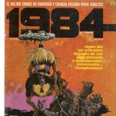 Cómics: 1984, COMIC DE FANTASIA Y CIENCIA FICCIÓN. Nº 13. TOUTAIN EDITOR. (B/60). Lote 98341811