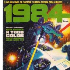 Cómics: 1984, COMIC DE FANTASIA Y CIENCIA FICCIÓN. Nº 1. 2ª EDICIÓN. TOUTAIN EDITOR. (B/60). Lote 98341911